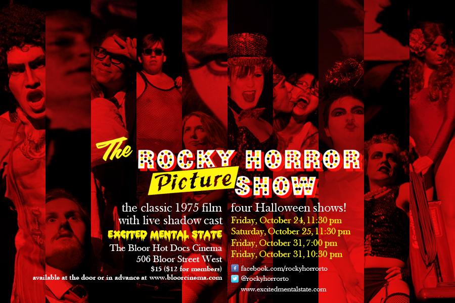 Rocky Horror Halloween 2014